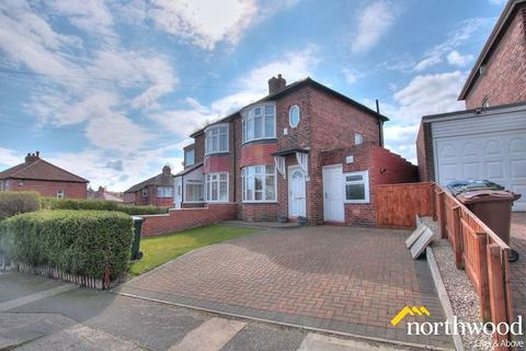 2 bedroom semi-detached house for sale - West Vallum, Newcastle upon Tyne, NE157TL
