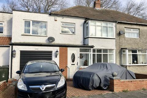 5 bedroom semi-detached house for sale - Whitecroft Road, West Moor