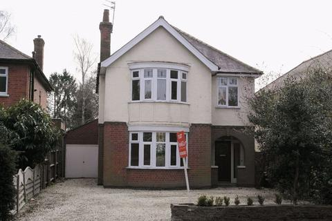 4 bedroom detached house to rent - Station Road, Wigston