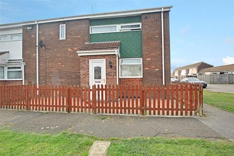 2 bedroom semi-detached house for sale - Exton Close, Bransholme, Hull, East Yorkshire, HU7