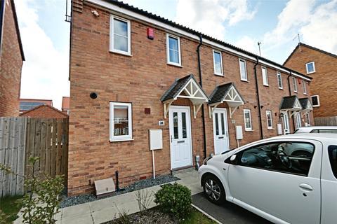 2 bedroom end of terrace house for sale - Grosvenor Road, Kingswood, Hull, East Yorkshire, HU7