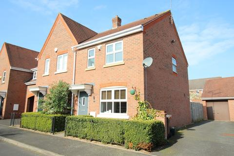 3 bedroom semi-detached house to rent - Trundalls Lane, Dickens Heath