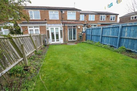 3 bedroom terraced house for sale - Trevelyan Drive, Newbiggin Hall