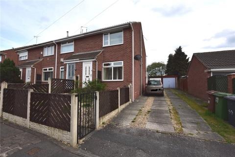 2 bedroom townhouse for sale - Lydgate, Leeds, West Yorkshire