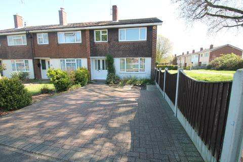 3 bedroom end of terrace house for sale - Barnard Road, Chelmsford