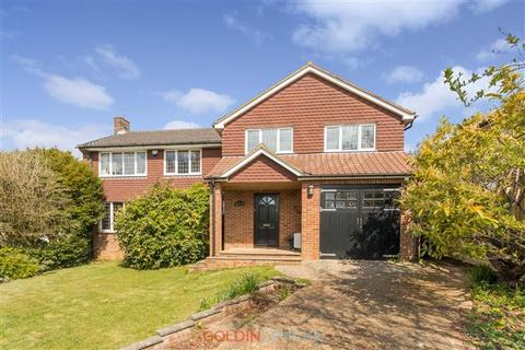 4 bedroom detached house for sale - Meadow Close, Hove