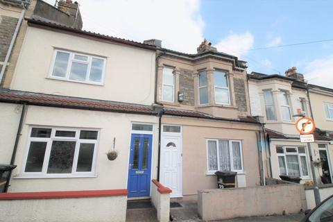 2 bedroom terraced house to rent - Raymend Road, Victoria Park, BS3