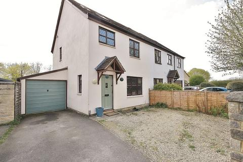 4 bedroom semi-detached house for sale - MANOR ROAD, Cogges, Witney OX28 3UE