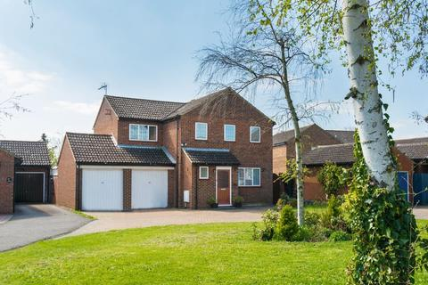 4 bedroom detached house for sale - Windmill Avenue, Bicester
