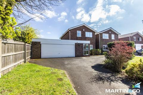 3 bedroom detached house for sale - Metchley Lane, Harborne, B17