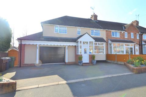 4 bedroom end of terrace house for sale - Lyndon Road, Rubery, Birmingham, B45