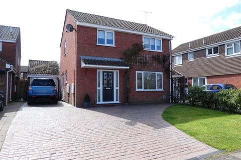 3 bedroom detached house for sale - Banbury Close, West Hunsbury, Northampton