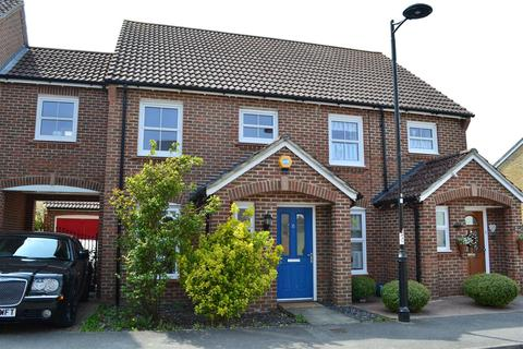 2 bedroom semi-detached house for sale - Rowner Crescent, Sherfield-On-Loddon, Hook