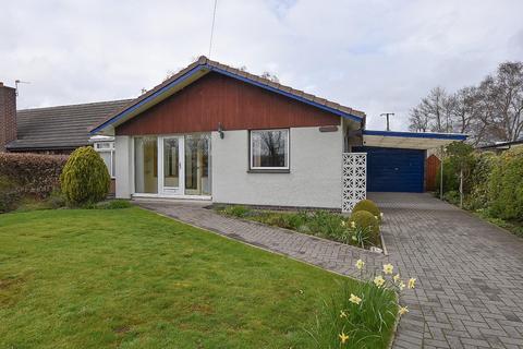3 bedroom detached bungalow for sale - Holmes Chapel Road, Lach Dennis