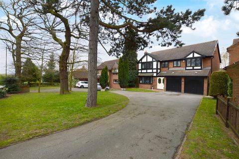 4 bedroom detached house for sale - Morley Road, Oakwood, Derby