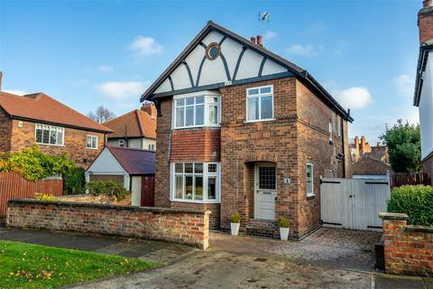 3 bedroom detached house for sale - Greencliffe Drive, YORK