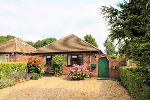 2 bedroom detached bungalow for sale - Cromwell Crescent, Market Harborough
