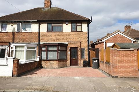 4 bedroom semi-detached house for sale - Swithland Avenue, Near Abbey Park, Leicester