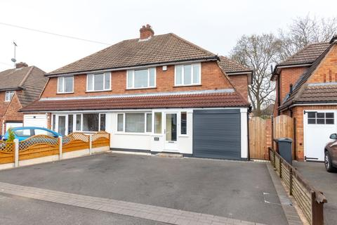 4 bedroom semi-detached house for sale - St Gerards Road, Solihull