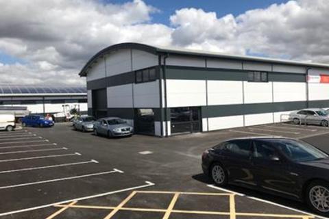 Industrial unit for sale - Unit 1, Plot B, The Bluestone Centre, Sun Rise Way, Solstice Park, Amesbury