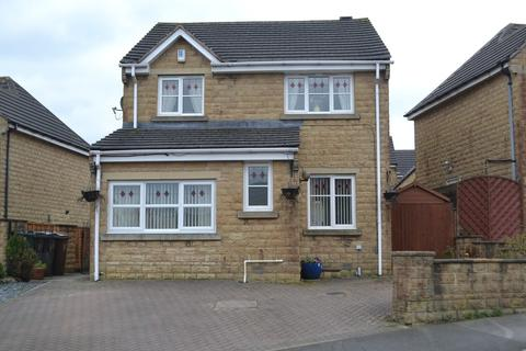 4 bedroom detached house for sale - Stonehouse Drive, Queensbury
