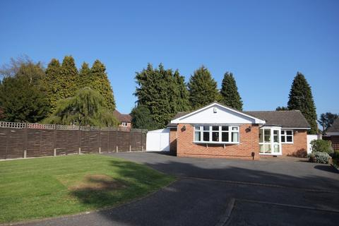 3 bedroom detached bungalow for sale - Beauchamp Road, Solihull