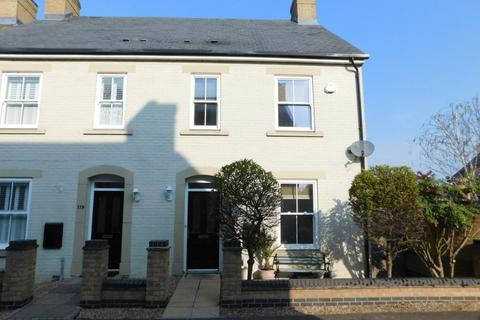 3 bedroom end of terrace house to rent - Bronte Avenue, Fairfield