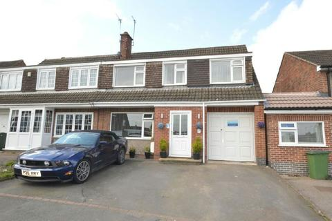 4 bedroom semi-detached house for sale - Packer Avenue, Leicester Forest East, Leicester