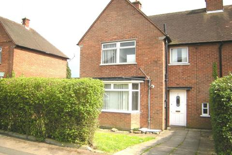 3 bedroom semi-detached house to rent - Cartwright Drive, Oadby, LE2