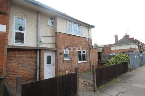 3 bedroom end of terrace house to rent - Knighton Fields Road West