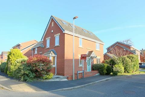 3 bedroom end of terrace house for sale - Capel Way, Nantwich