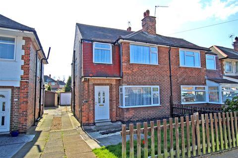 3 bedroom semi-detached house for sale - Heatherley Drive, Basford, Nottingham