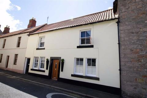 3 bedroom townhouse for sale - Ness Street, Berwick-upon-Tweed, Northumberland, TD15