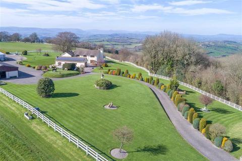 Farm for sale - Pen-y-Cae Mawr, Usk, Monmouthshire