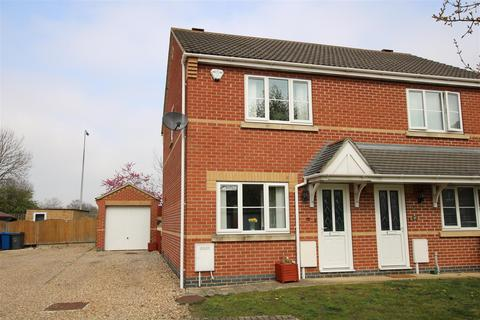 2 bedroom semi-detached house for sale - Eastholm, Lincoln