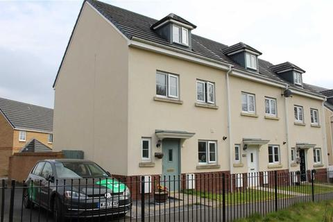 3 bedroom end of terrace house for sale - Mill Leat Lane, Gorseinon
