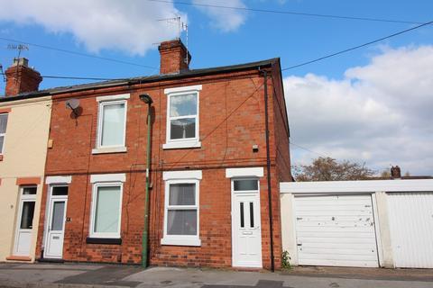 2 bedroom end of terrace house for sale - Bancroft Street, Nottingham, NG6