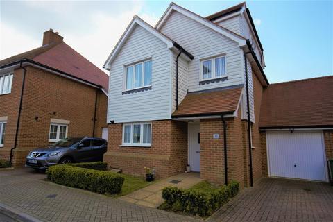 4 bedroom link detached house for sale - Leonard Gould Way, Loose, Maidstone