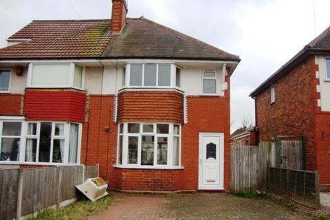 2 bedroom semi-detached house to rent - Hardwick Road, Solihull
