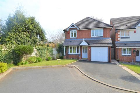 4 bedroom detached house for sale - Ash Bridge Court, Rednal, Birmingham, B45