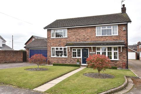 4 bedroom detached house for sale - Gosling Close, Hatton, Warrington, Cheshire