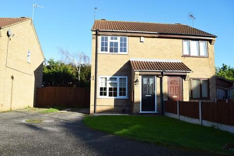 2 bedroom semi-detached house to rent - Redmires Drive, Chellaston Derby DE73 6XF