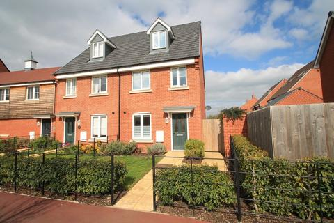 3 bedroom semi-detached house for sale - Paradise Orchard, Berryfields