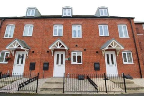 3 bedroom townhouse for sale - Station Road Boulevard, Prescot, Merseyside, L34