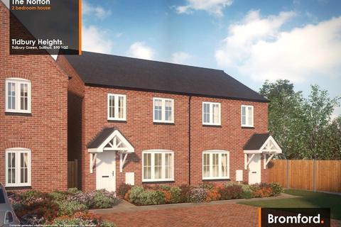 2 bedroom terraced house for sale - Tidbury Heights, Tidbury Green, Solihull, West Midlands, B90