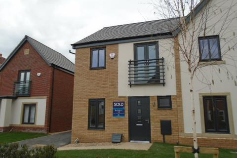 3 bedroom semi-detached house to rent - Deacon Road, Leicester LE4
