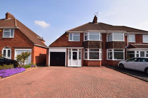3 bedroom semi-detached house for sale - Scott Road, Solihull, B92 7LQ