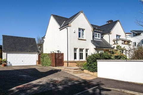 5 bedroom detached villa for sale - 1 Brighouse Park Crescent, Cramond, Edinburgh, EH4 6QS