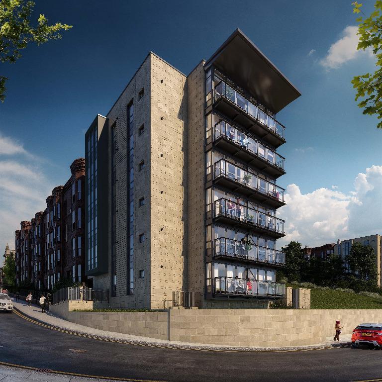 Glasgow Apartments: Buccleuch Street, Flat 0/3, Garnethill, Glasgow, G3 6QN 1