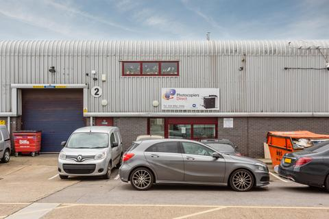 Warehouse to rent - Space Business Park, Abbey Road, Park Royal, London, NW10
